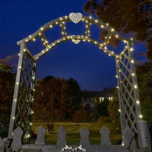 Solar Powered Firefly String Lights (200)