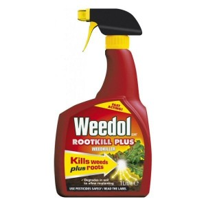 Weedol Gun Root Kill Plus 1L