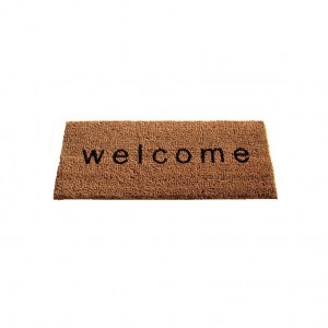 Welcome Insert