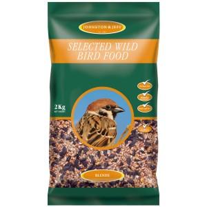 Johnston & Jeff Selected Wild Bird Food 12.75KG