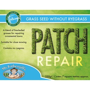 Mr Fothergill's Patch Repair Grass Seeds without Ryegrass 250g