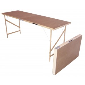 Supadec Wooden Pasting Table