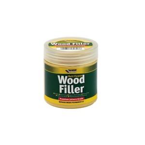 Everbuild Multi Purpose Wood Filler 250ml Medium Stain