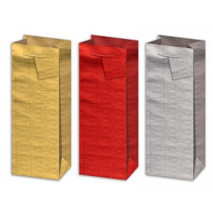 Christmas Bottle Bag (3 Pack)