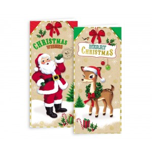 Christmas Cards (10 Pack) Cute Assorted