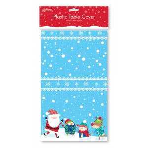 Kids Christmas Tablecover