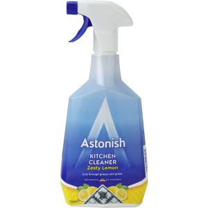 Astonish Kitchen Cleaner 750ml Zesty Lemon