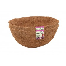 Coco Basket Liners 2 x 14""