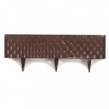 Faux Rattan Edging (4 Pack)