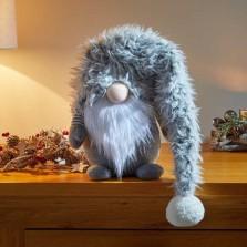 Christmas Super Furry Winter Gonk - Grey