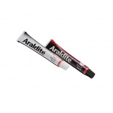 Araldite Rapid 2 Part Epoxy Adhesive 15ml (2 Pack)