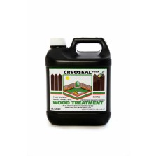 Creoseal Wood Treatment 4L Dark Brown