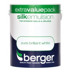 Berger Pure Brilliant White Silk 3Ltr