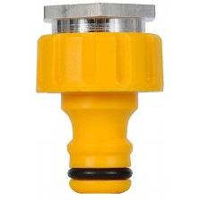 Hozelock Indoor Threaded Tap Connector 22mm 2304