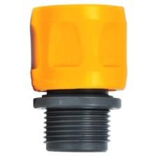 Hozelock Flat Hose & Spiral Hose Adapter 2170