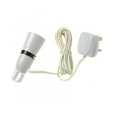 Dencon Bottle Lampholder with Flex & Plug (5051NB)
