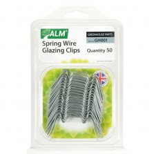 ALM GH001 Spring Wire Glazing Clips (50 Pack)