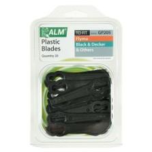 ALM GP205 Plastic Blades (20 Pack)
