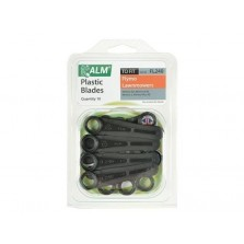 ALM FL240 Plastic Blades (10 Pack)