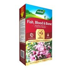 Westland Fish, Blood & Bone All Purpose Plant Food 1.5KG