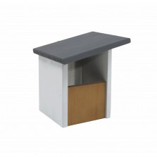 Henry Bell Sloping Roof Open Nest Box