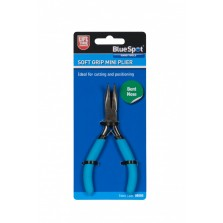 Bent Nose Soft Grip Mini Plier