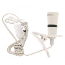 Elpine Clip on Light with 2m Cable