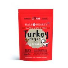 Hale & Hearty Turkey Hotpot Treats 150g