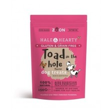 Hale & Hearty Toad in the hole Treats 150g