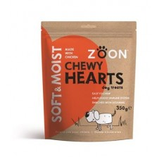 Zoon Chewy Hearts 350g
