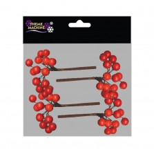 Christmas Berries on Wire (36 Pack)