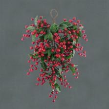 Christmas Berry Hanger 46cm