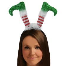 Christmas Elf Leg Head Boppers