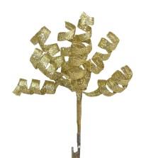 curl clip pick gold