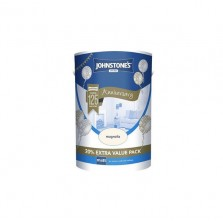 Johnstones Vinyl Emulsion Paint 6L Magnolia (Matt)