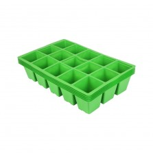 PlantPak Seed Tray Insert 15 Cell 5pk