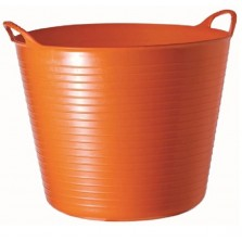 Gorilla Tub 26Ltr Orange