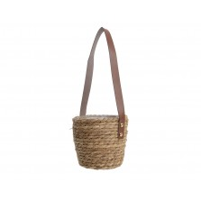 Natural Basket with Strap