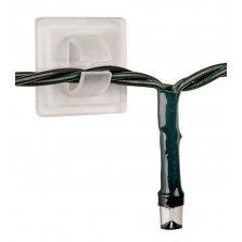 Christmas Mini Cable Clips (24 Pack)