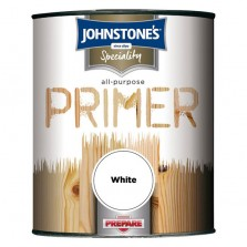 Johnstones All Purpose Primer 750ml White