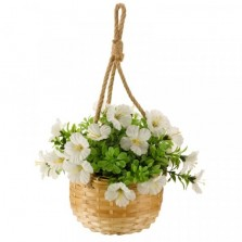 Basket Bouquet - Blossom