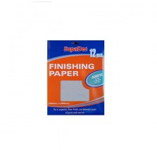 Supadec Assorted Finishing Paper (12 Pack)