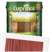 Cuprinol Less Mess Fence Care 6L Autumn Red
