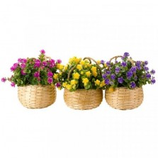 Basket Bouquet Florets