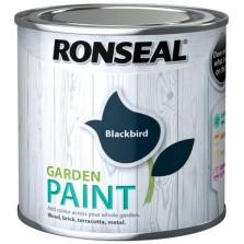 Ronseal Garden Paint 2.5L Blackbird
