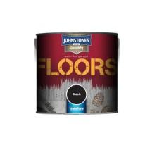 Johnstone's Garage Floor Paint 750ml Black