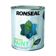 Ronseal Garden Paint 750ml Midnight