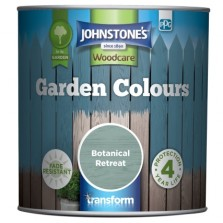 Johnstones Garden Colours Paint 1L Botanical Retreat