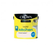 Crown Kitchen Paint 2.5L Bread Basket (Matt)