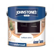 Johnstones Exterior Undercoat 2.5L Brilliant White